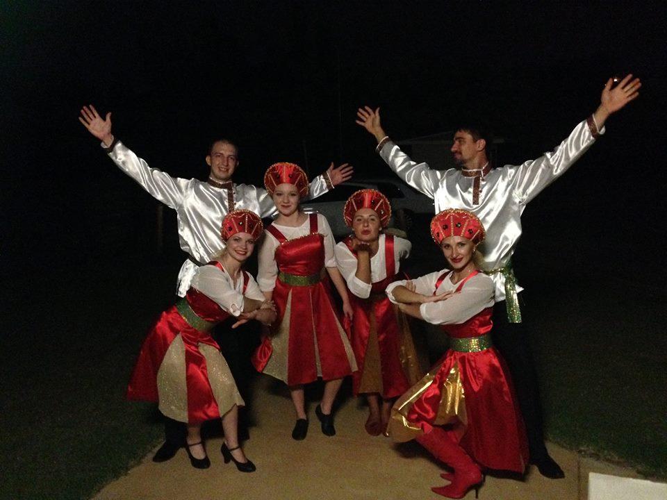 """Танцевальный коллектив """"Овация"""""""